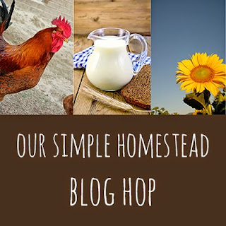 A weekly blog hop featuring posts on homesteading, homemaking and homeschooling. Join us every Thursday!