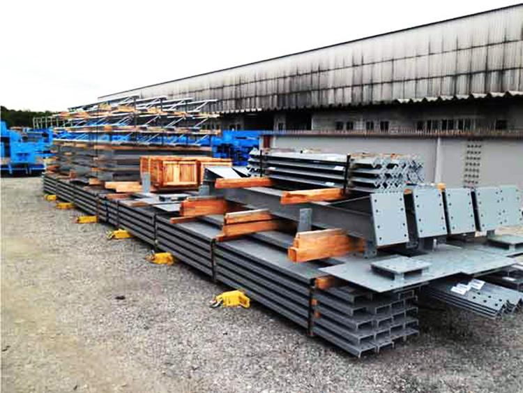 Комплект металлоконструкций под отгрузку