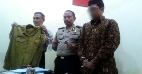 Pakai Seragam PNS Kemenag, Guru Madrasah Di Malang Ini Tipu Calon Haji