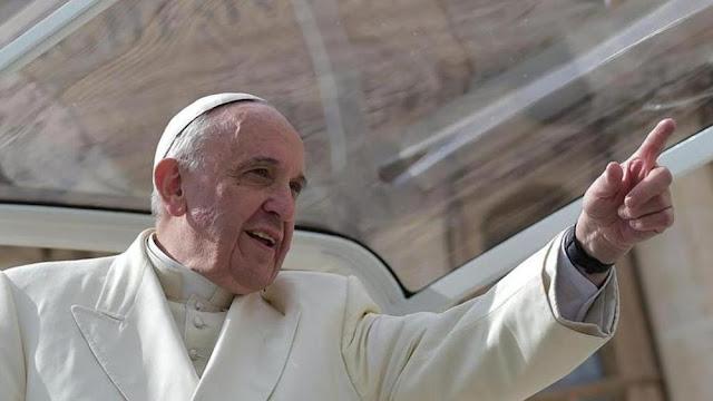 """Fransiskus, Kisah Sebenarnya di balik Penolakan Bantuan dari Argentina """"Bukan Karena 666"""""""