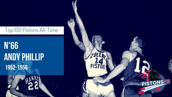 Andy Phillip | PistonsFR, actualité des Detroit Pistons en France