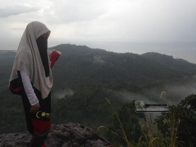 Hiking Bukit 38 Tinagat Tawau