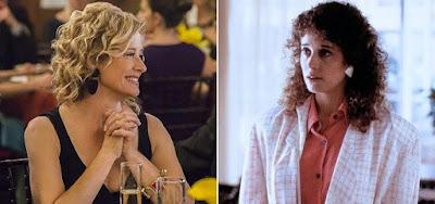Nancy Travis surgiu no filme Três Solteirões e um Bebê, um clássico da Sessão da Tarde
