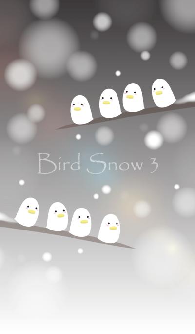 Bird Snow Vol.3