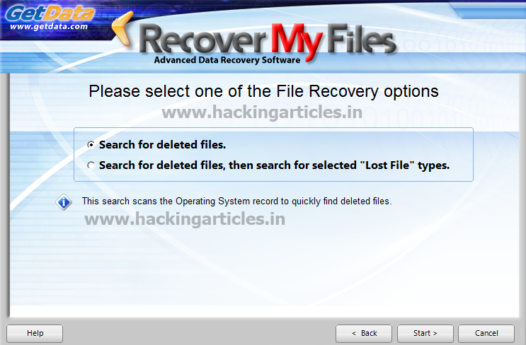 How to Recover Deleted File from RAW Image using FTK Imager