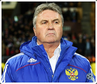 Guus Hiddink Russia
