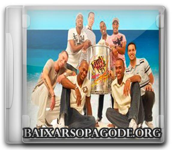 Turma Do Pagode – Dom de Sambar – Ao Vivo (2009)