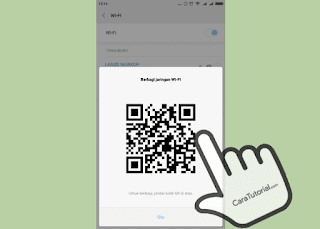 Cara Melihat Password Wifi di HP Android Xiaomi