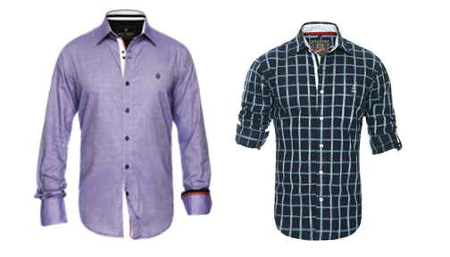 Top 10 Shirt Brands In India