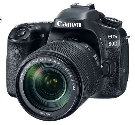 Harga dan Spesifikasi Kamera Canon EOS 80D  726ce543bf