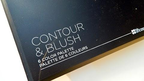 Recenzija: BH Cosmetics Contour & Blush Palette