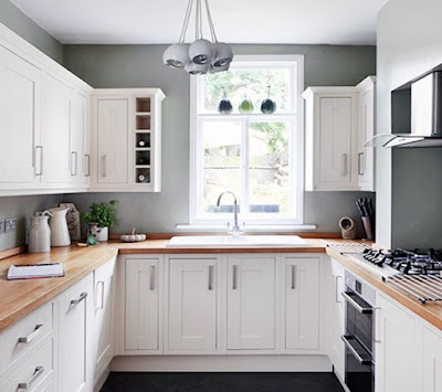 Desain Dapur Minimalis Untuk Ruang Kecil