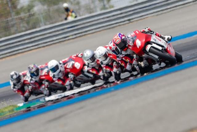 Hasil ATC Seri Kedua di Sirkuit Buriram, Pembalap Astra Honda Kembali Podium