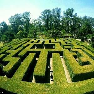 wisata taman labirin malang