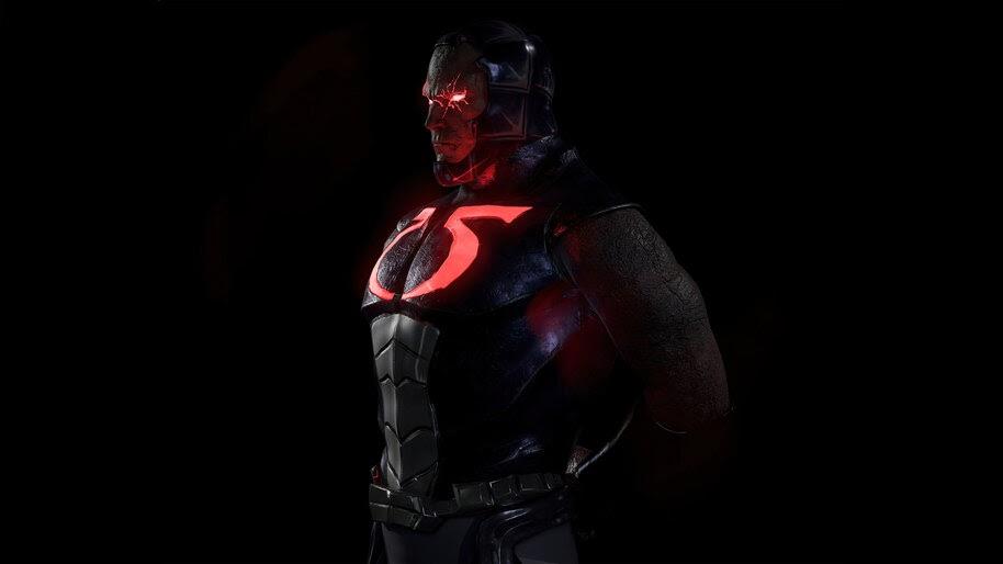Darkseid, DC, Supervillain, 4K, #6.1941