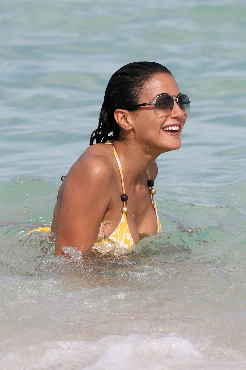 image Emmanuelle chriqui bikini candids at miami beach