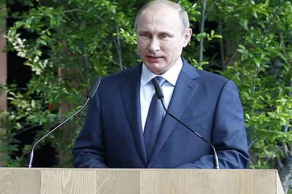 Putin says Russia is India 'privileged strategic partner'