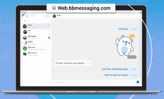 Begini Cara Menghubungkan Aplikasi BBM ke PC atau Laptop dengan BBM Desktop