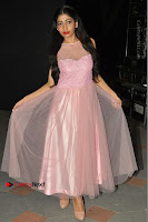 Actress Nidhisha Reddy Pos in Beautiful Pink Dress at Virus Telugu Movie Audio Launch .COM 0042.JPG