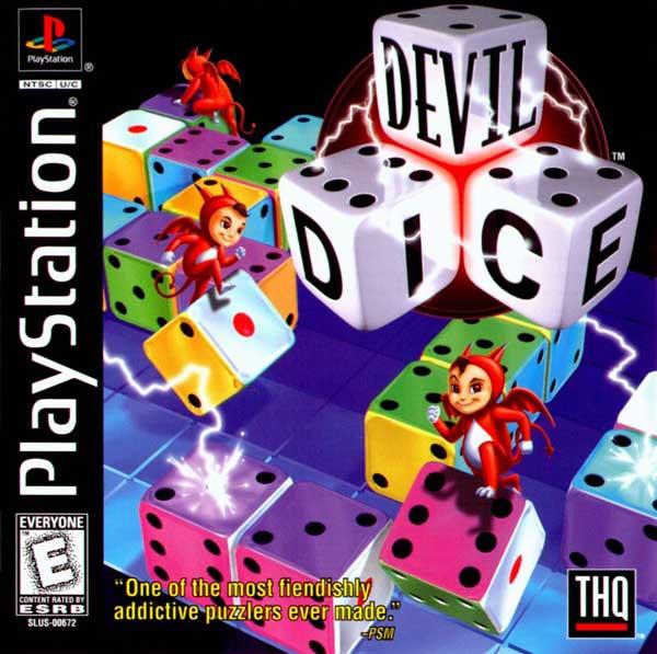 Devil Dice - PS1 - ISOs Download