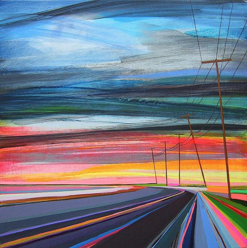 Grant Haffner painting