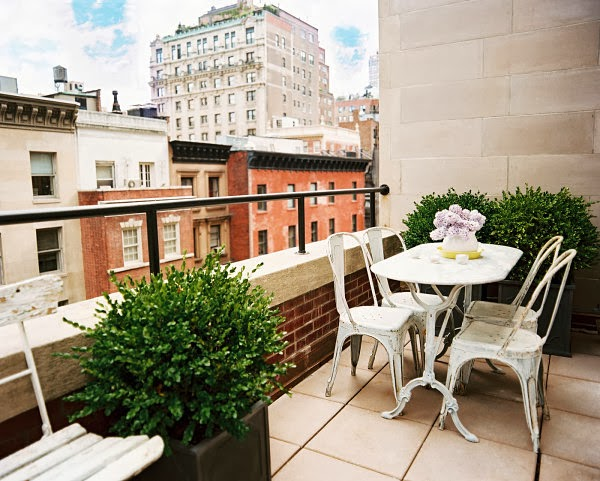 Apartment Small Patio Designs