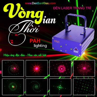 Đèn Laser giá rẻ