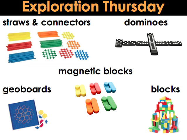 Exploration Thursday