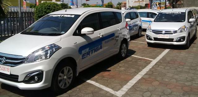 Suzuki Ertiga Paling Banyak Terjual Selama Jakarta Fair Kemayoran