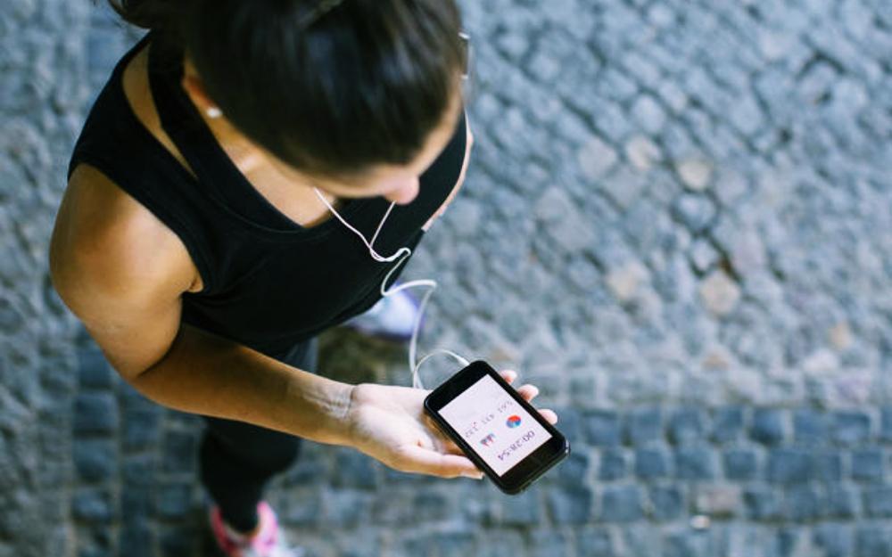 Abnehmen mit Lauf-Apps Main Picture