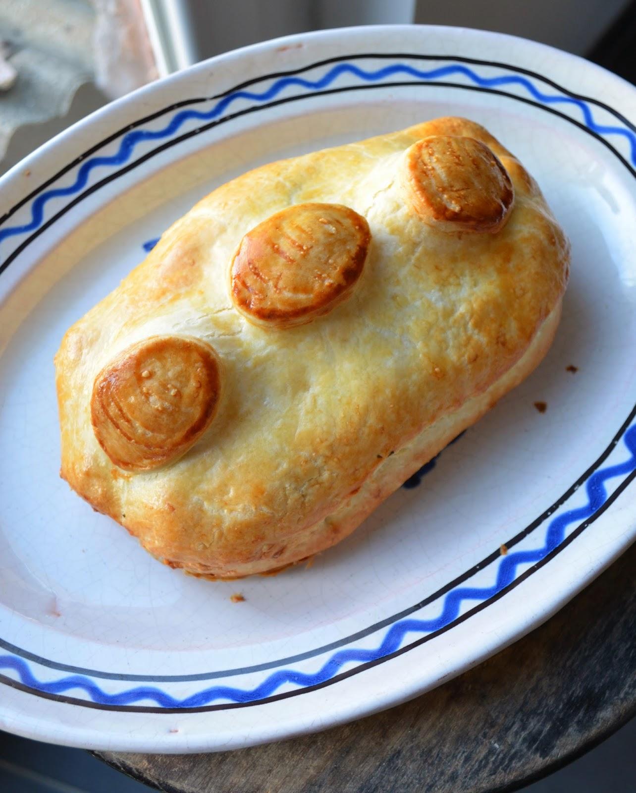Pâté de Pâques de Touraine