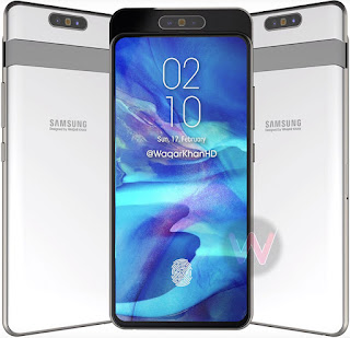 Samsung Galaxy A90 Specification