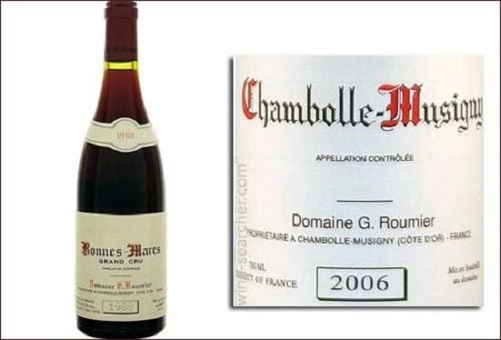 Domaine Georges & Christophe Roumier Musigny Grand Cru adalah wine atau anggur termahal di dunia