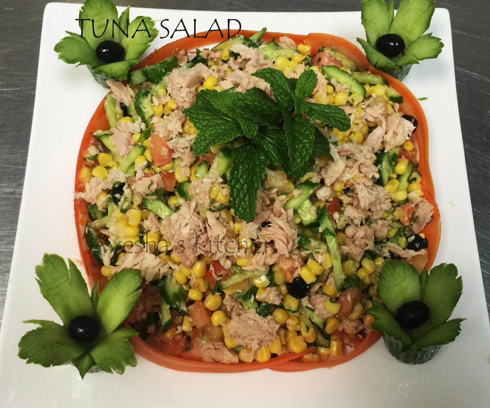 Salad recipes tuna salad healthy salad recipes for Tuna fish salad recipe