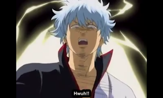 Sakata Gintoki - Yorozuya - Gintama Anime