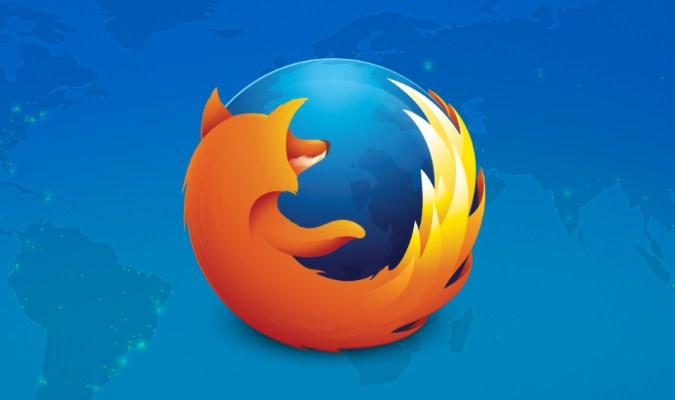 Logo Mesin Pencari Mozilla FireFox