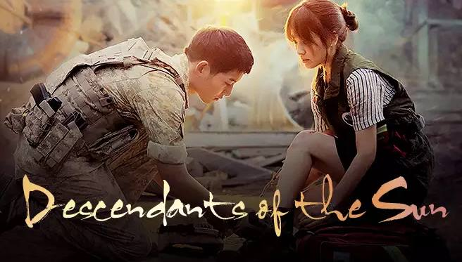Drama Korea Terbaru 2016 Descedants Of SUn