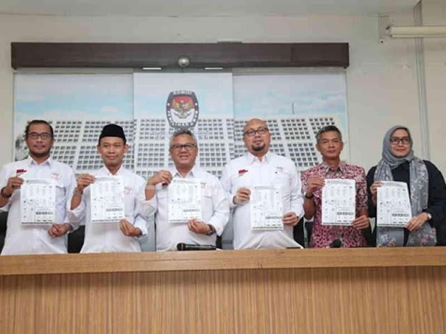 KPU 49 Calon Legislatif Berlatar Belakang Mantan Terpidana Korupsi