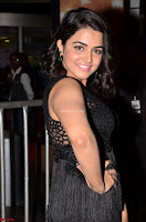 Wamiqa Gabbi in a sleeveless Black Designer Transparent Gown at 64th Jio Filmfare Awards South ~  Exclusive 010.JPG
