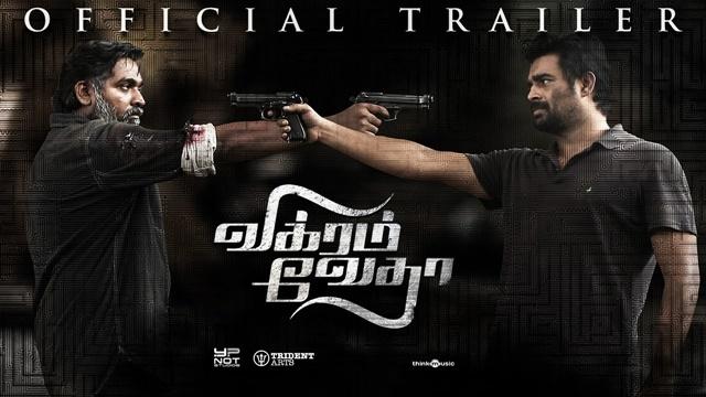 Vikram Vedha Official Trailer