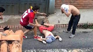 Luis Alviarez, de 17 años, y Diego Hernández, de 33, fallecieron en el estado de Táchira. Ambos recibieron proyectiles en el pecho.