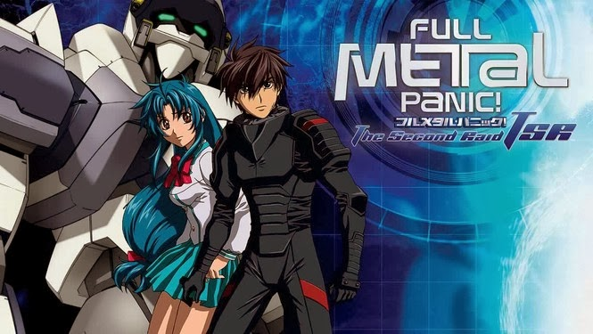Full Metal Panic The Second Raid BD Subtitle Indonesia