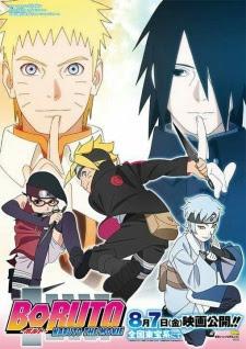 Download Boruto – Naruto the Movie BD Subtitle Indonesia