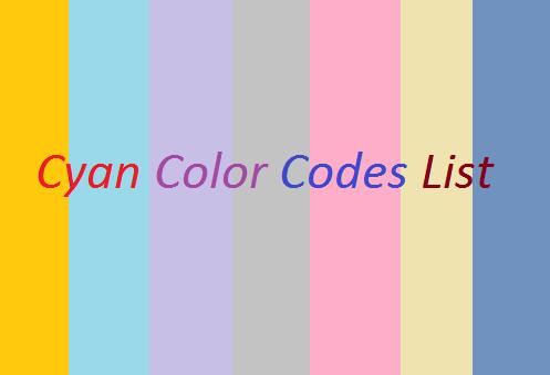 Cyan-Color-Ke-Sabhi-Html-Codes