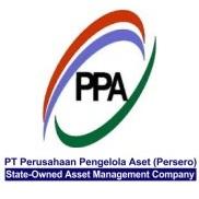 Logo PT Perusahaan Pengelola Aset (Persero)