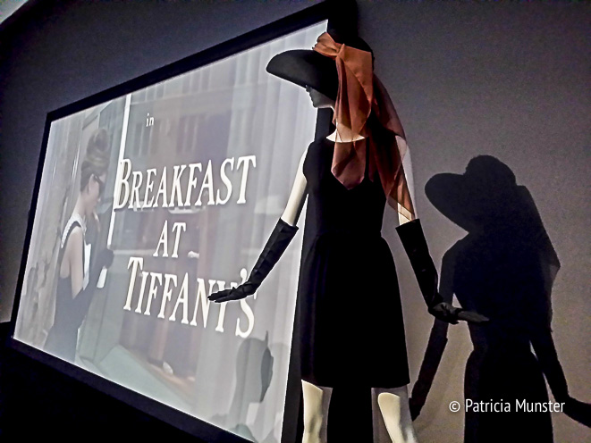 Breakfast at Tiffany's - Audrey Hepburn - the little black dress