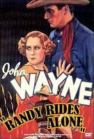 Portada película Randy cabalga solo