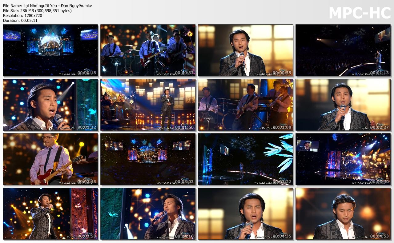 Tổng hợp Clip nhạc HD của Trung Tâm Ca Nhạc Paris By Night và Asia - Phần 1.