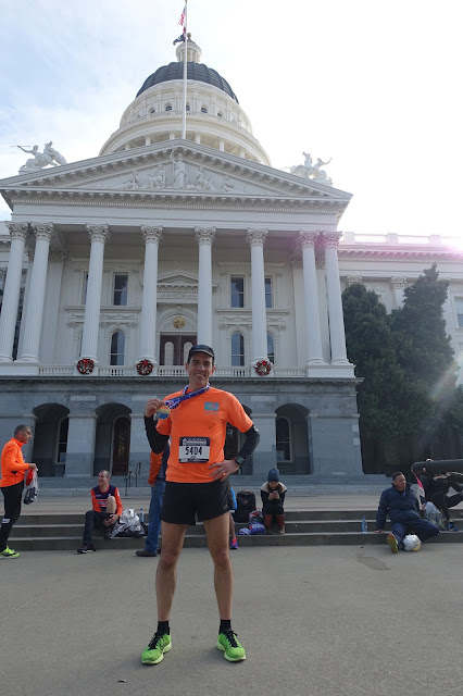 California International Marathon -- 2:57:49