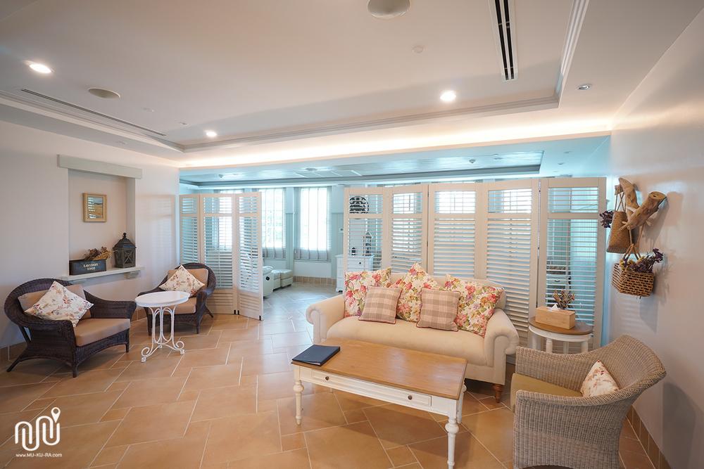 ภาพบรรยากาศของ U Spa by Tao Garden โรงแรม U Khao Yai